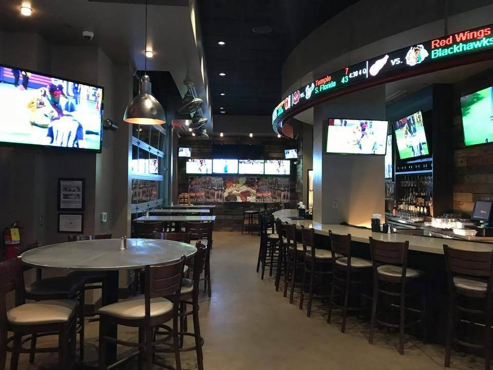 The Office Sports Bar & Grill | restaurant | 135 W Washington St, Athens, GA 30601, USA | 7065215898 OR +1 706-521-5898