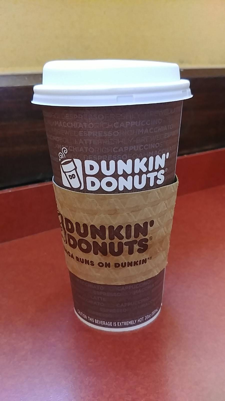Dunkin Donuts | cafe | 680 St Nicholas Ave, New York, NY 10030, USA | 2122810056 OR +1 212-281-0056