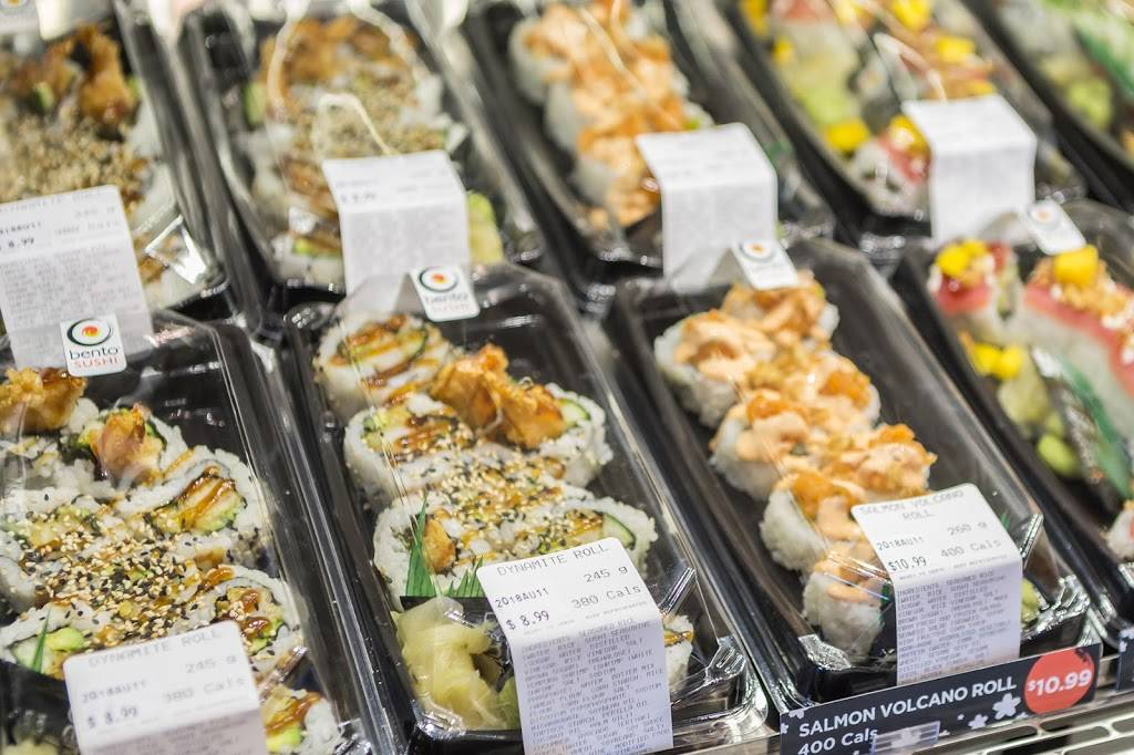 Bento Sushi | meal takeaway | 481 Gibb St, Oshawa, ON L1J 1Z4, Canada