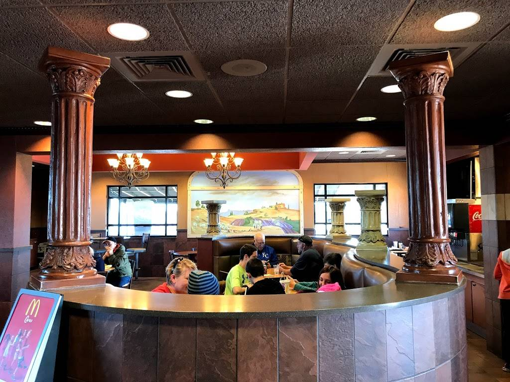 McDonalds | cafe | 1515 N Bob F Griffin Rd, Cameron, MO 64429, USA | 8166327201 OR +1 816-632-7201