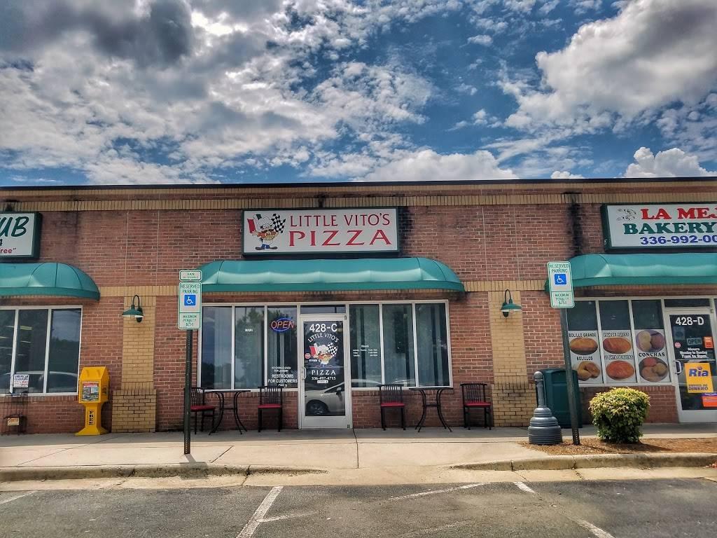 Little Vito's Pizza - Restaurant   428 N Main St