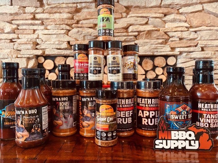 Michigan BBQ Supply   restaurant   1591 S Ortonville Rd, Ortonville, MI 48462, USA   2482960218 OR +1 248-296-0218