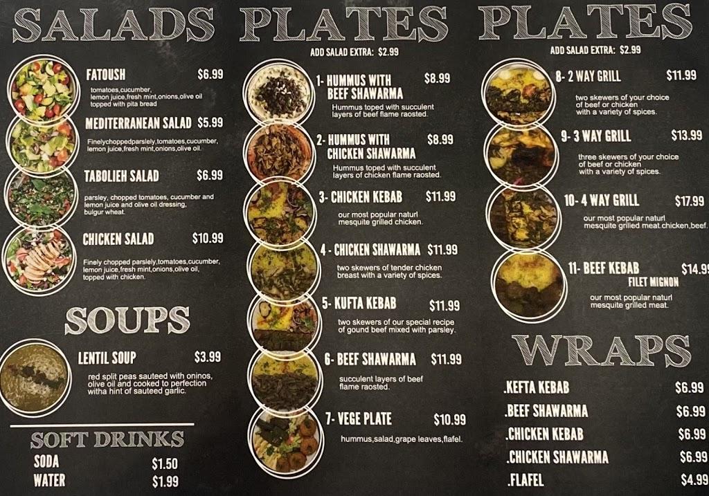 Amys Kebab   restaurant   520 S Bartlett Rd, Streamwood, IL 60107, USA   8474501217 OR +1 847-450-1217