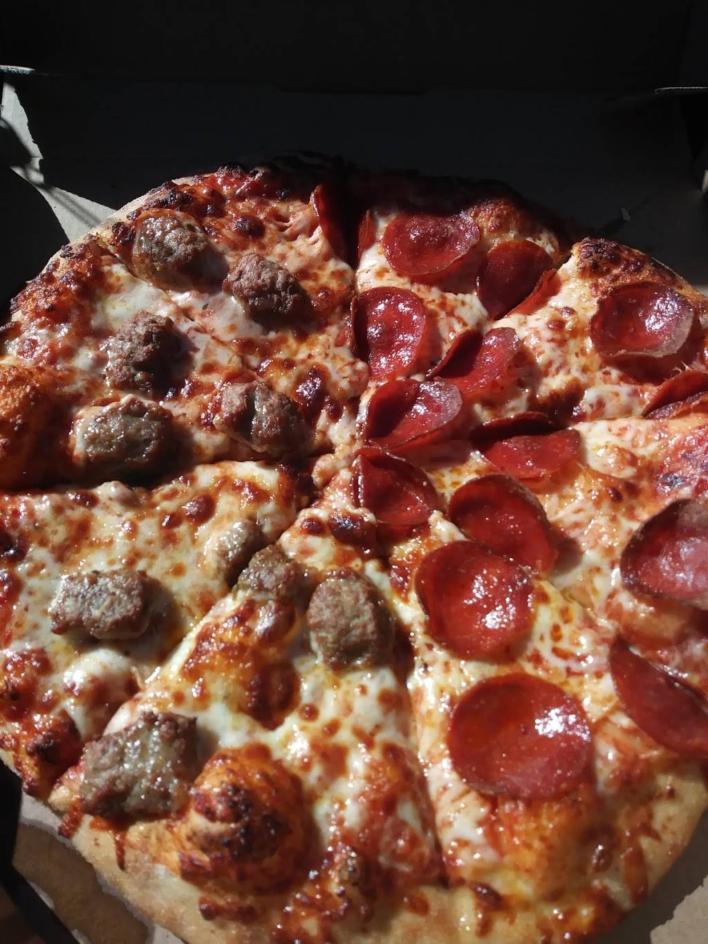 Marcos Pizza | meal delivery | 22099 US Hwy 72 E, Athens, AL 35613, USA | 2568001010 OR +1 256-800-1010