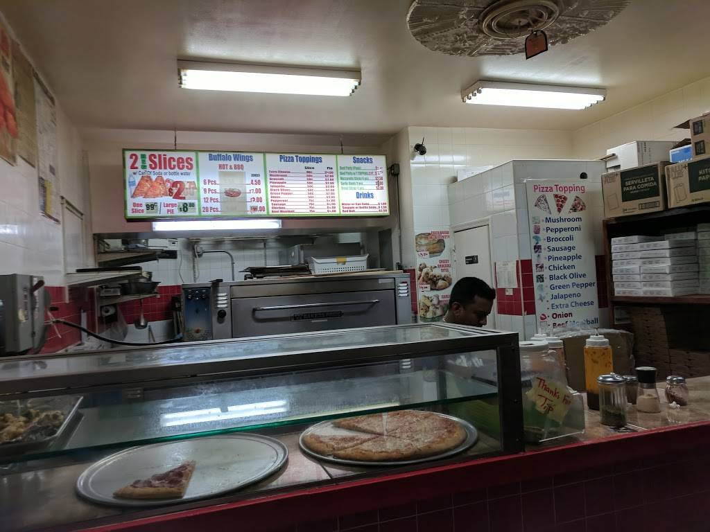F&M Slice Pizza   restaurant   153 Avenue C, New York, NY 10009, USA   3477209109 OR +1 347-720-9109