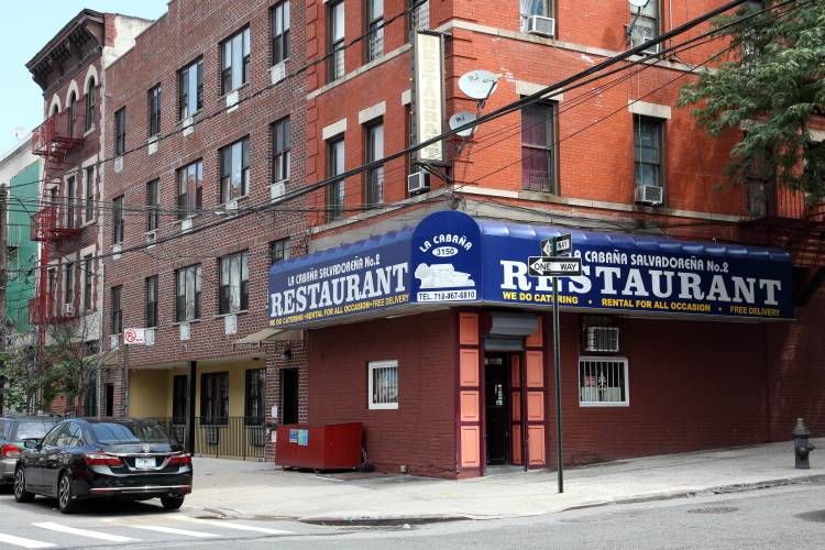La Cabana Salvadoreña   restaurant   3150 Villa Ave, Bronx, NY 10468, USA   7183676810 OR +1 718-367-6810