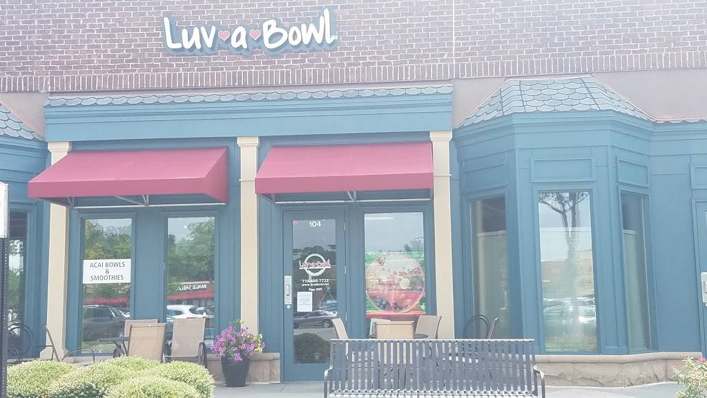 Luv-a-Bowl | restaurant | 9700 Medlock Bridge Rd, Johns Creek, GA 30022, USA | 7704957722 OR +1 770-495-7722