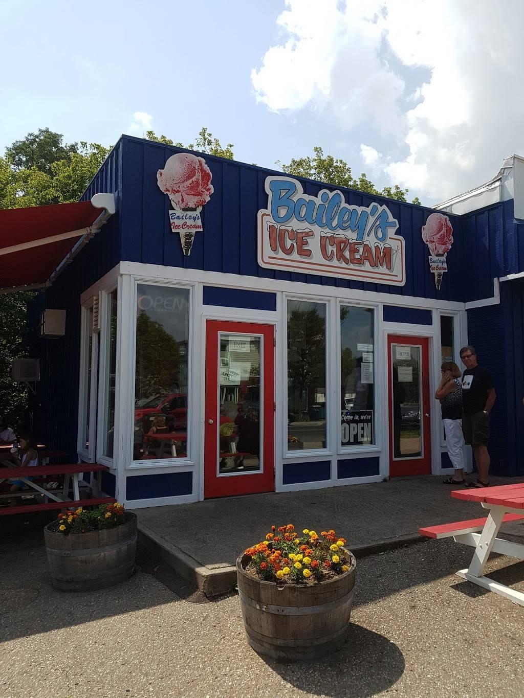 Baileys Ice Cream | restaurant | 40 Main St, Erin, ON N0B 1T0, Canada