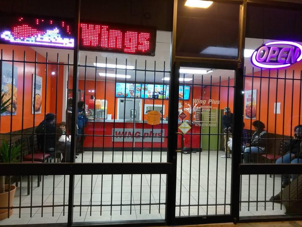 Wing Plus | restaurant | 961 Pointe S Pkwy, Jonesboro, GA 30238, USA | 4702785455 OR +1 470-278-5455