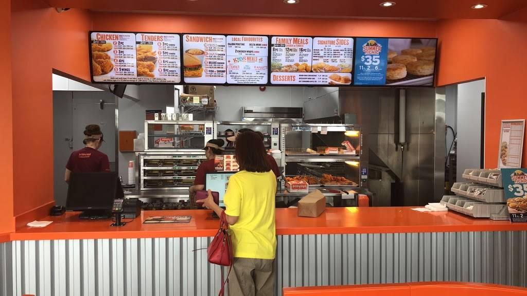 Popeyes | restaurant | 3005 ON-115, Newcastle, ON L1B 1L9, Canada | 9059871414 OR +1 905-987-1414