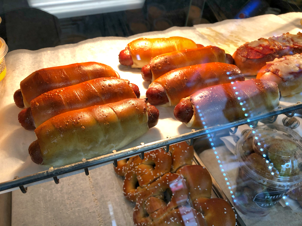 Philly Pretzel Factory | bakery | 665 S 25th St, Easton, PA 18045, USA | 6102582304 OR +1 610-258-2304