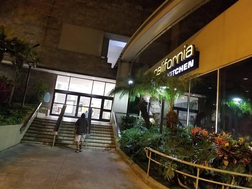 California Pizza Kitchen Restaurant 98 1005 Moanalua Rd Aiea Hi 96701 Usa