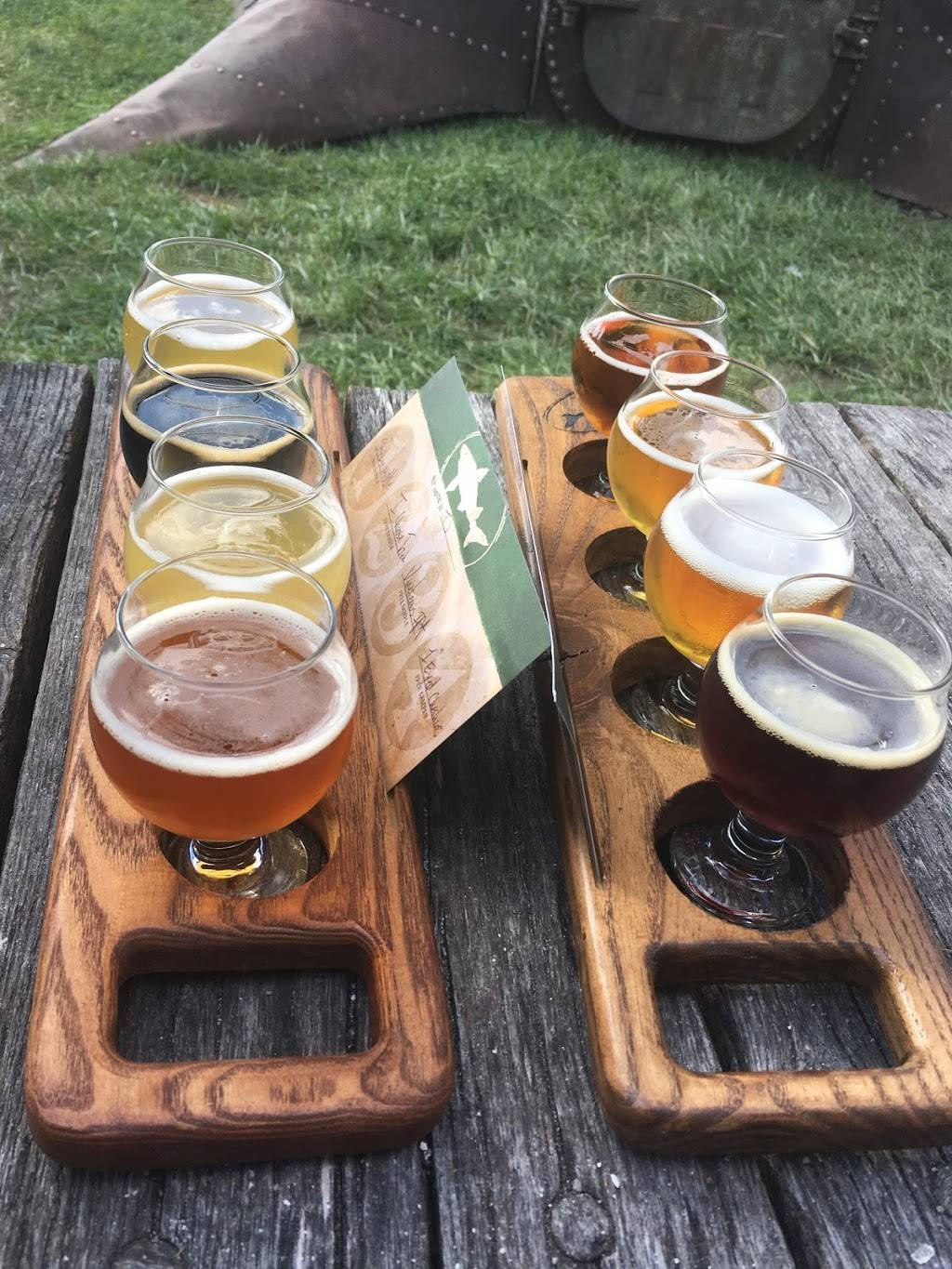 Dogfish Head Craft Brewery | restaurant | 6 Cannery Village Center, Milton, DE 19968, USA | 3026841000 OR +1 302-684-1000