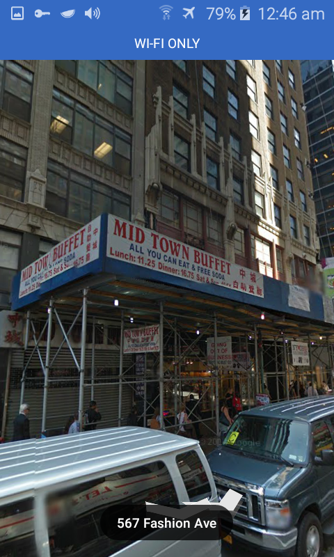 Min Town Buffet | restaurant | 561-573 https://goo.gl/maps/1CB2EbHDVcr, 573 Fashion Ave #561, New York, NY 10018, USA