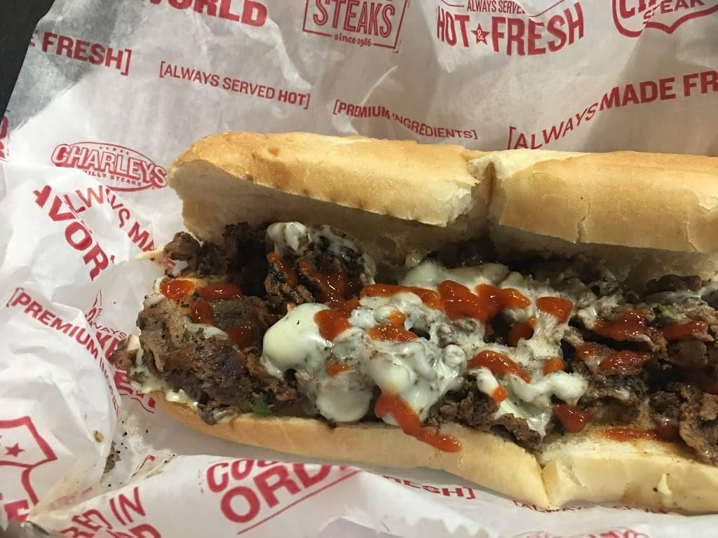 Charleys Philly Steaks | restaurant | 428 Main St, Shorter, AL 36075, USA | 3347273354 OR +1 334-727-3354