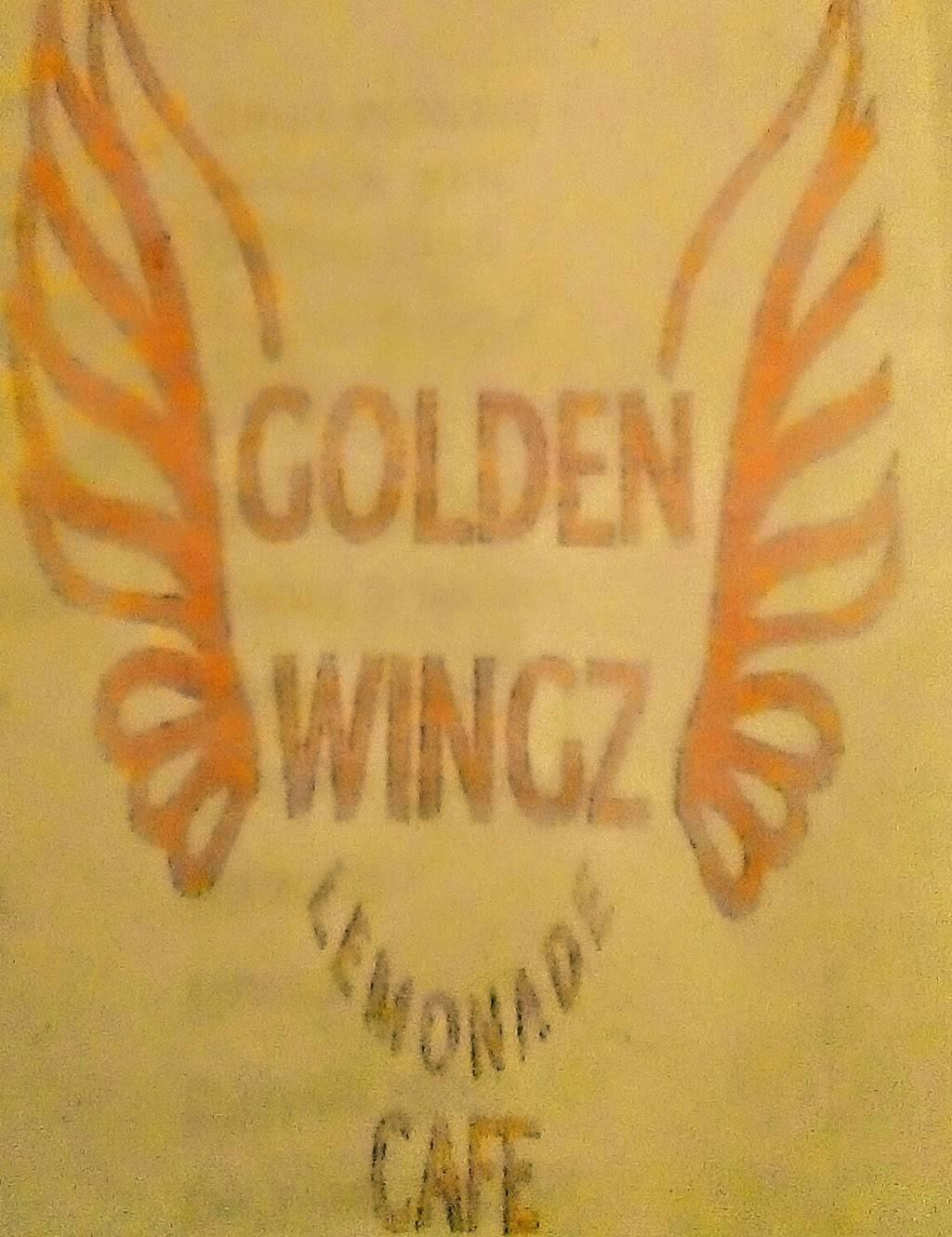 Golden Wingz | restaurant | 1530 Merriman Rd, Westland, MI 48186, USA | 7348587543 OR +1 734-858-7543
