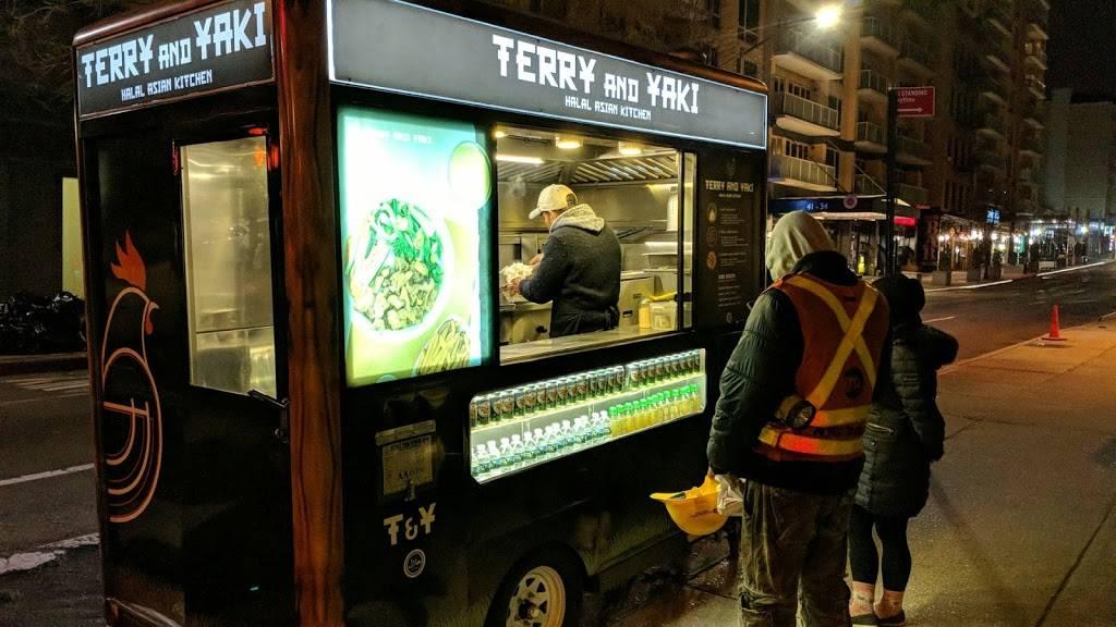 Terry And Yaki Cart | restaurant | Long Island City, NY 11101, USA