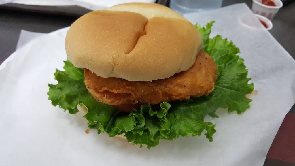 Texas Chicken & Burgers | restaurant | 551 Nostrand Ave, Brooklyn, NY 11216, USA | 3472408610 OR +1 347-240-8610