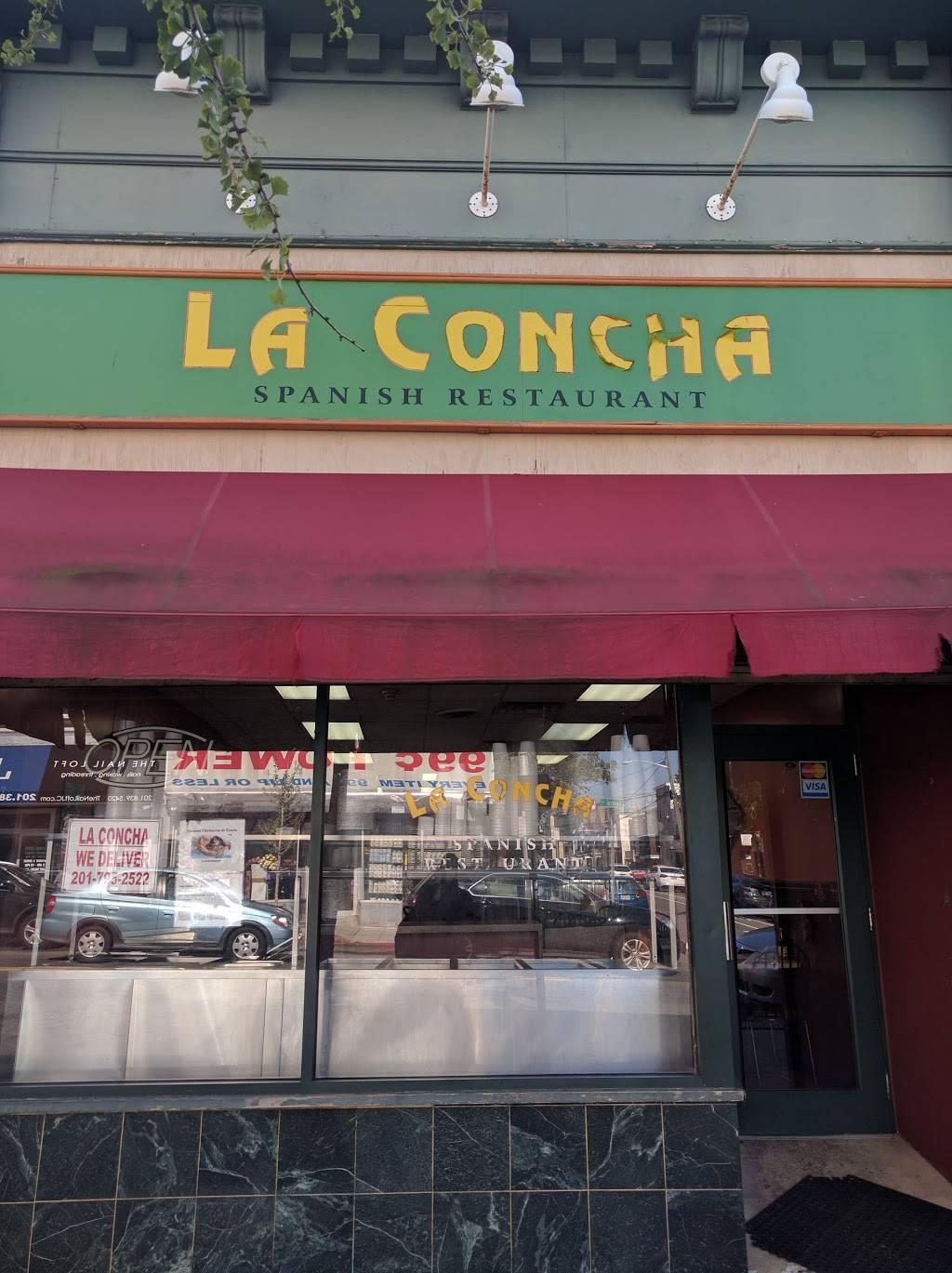 La Concha   restaurant   384 Central Ave, Jersey City, NJ 07307, USA   2017952522 OR +1 201-795-2522