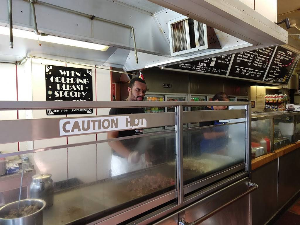 Jims Steaks | meal takeaway | 431 N 62nd St, Philadelphia, PA 19151, USA