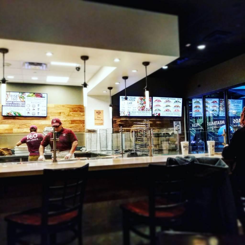 Rise Pies | restaurant | 22705, Clarksburg, MD 20871, USA | 3013554693 OR +1 301-355-4693