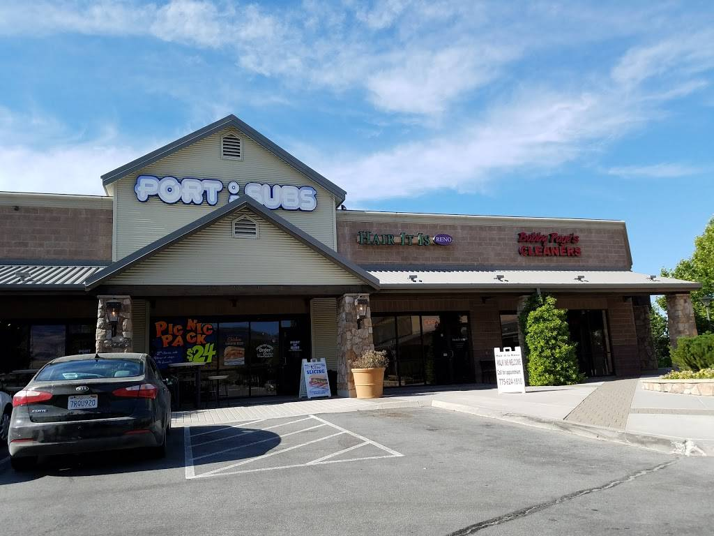Port of Subs - Meal takeaway | 6275 E Sharlands Ave #4, Reno, NV 89523, USA