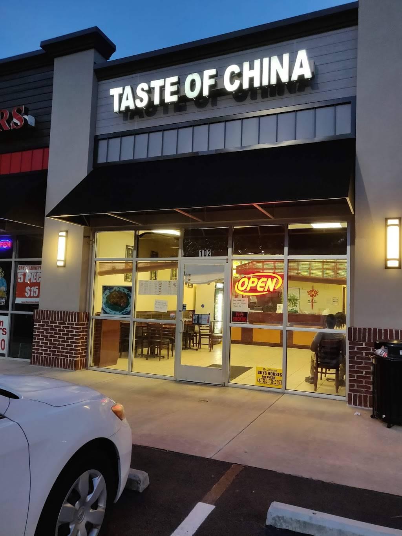 Taste of China | restaurant | 12160 County Line Rd #102, Fayetteville, GA 30215, USA | 7704618866 OR +1 770-461-8866