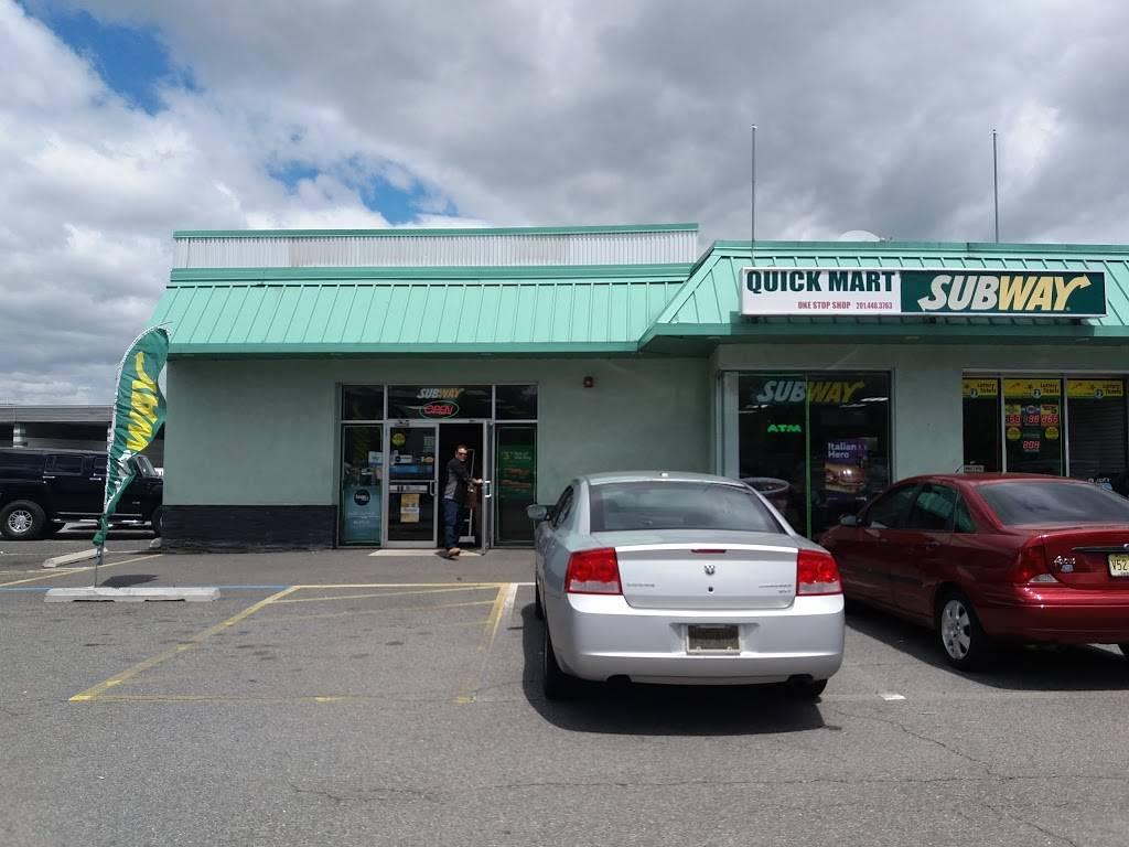 Subway Restaurants | restaurant | 434 US-46, South Hackensack, NJ 07606, USA | 2014403763 OR +1 201-440-3763