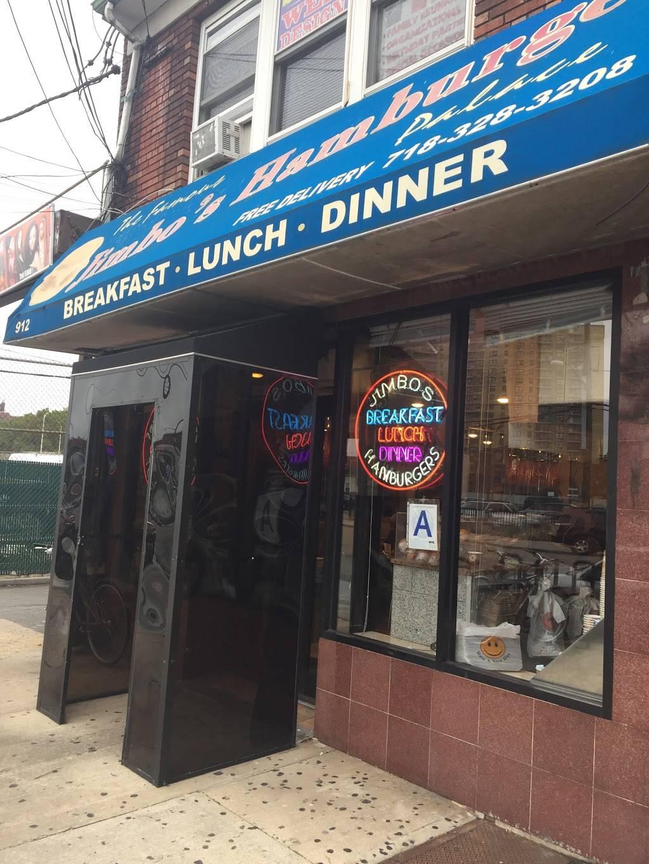 Jimbos Hamburger Place | restaurant | 912 Sound View Ave, Bronx, NY 10473, USA | 7183283208 OR +1 718-328-3208