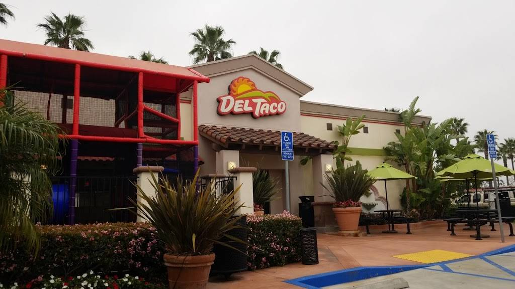 Del Taco Meal Takeaway 26702 Portola Pkwy Foothill Ranch Ca 92610 Usa