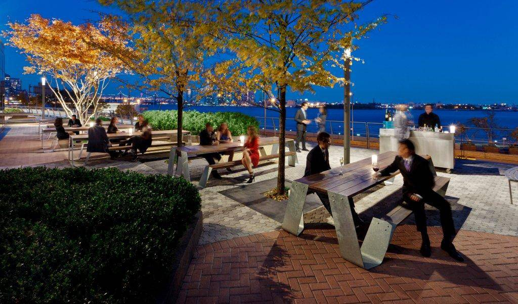 Beer Garden at Riverpark | restaurant | 8367, 450 E 29th St, New York, NY 10016, USA | 2127299790 OR +1 212-729-9790