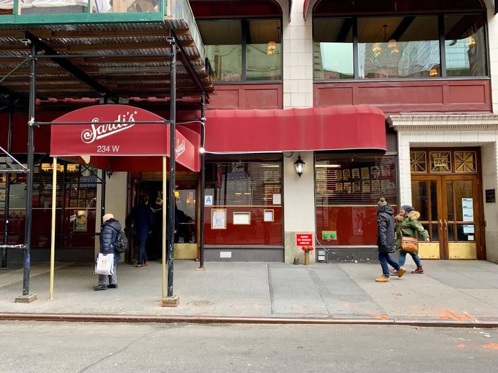 Sardis Restaurant   restaurant   234 W 44th St, New York, NY 10036, USA