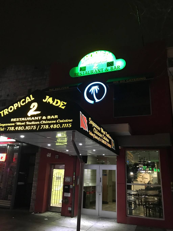 Tropical Jade 2   restaurant   121-14 Liberty Ave, South Richmond Hill, NY 11419, USA   7184801115 OR +1 718-480-1115
