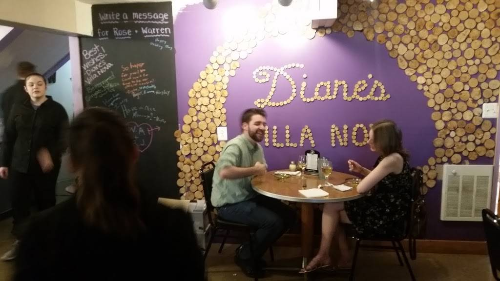 Dianes Villa Nova | restaurant | 5 Brimfield Rd, Holland, MA 01521, USA | 4132459090 OR +1 413-245-9090