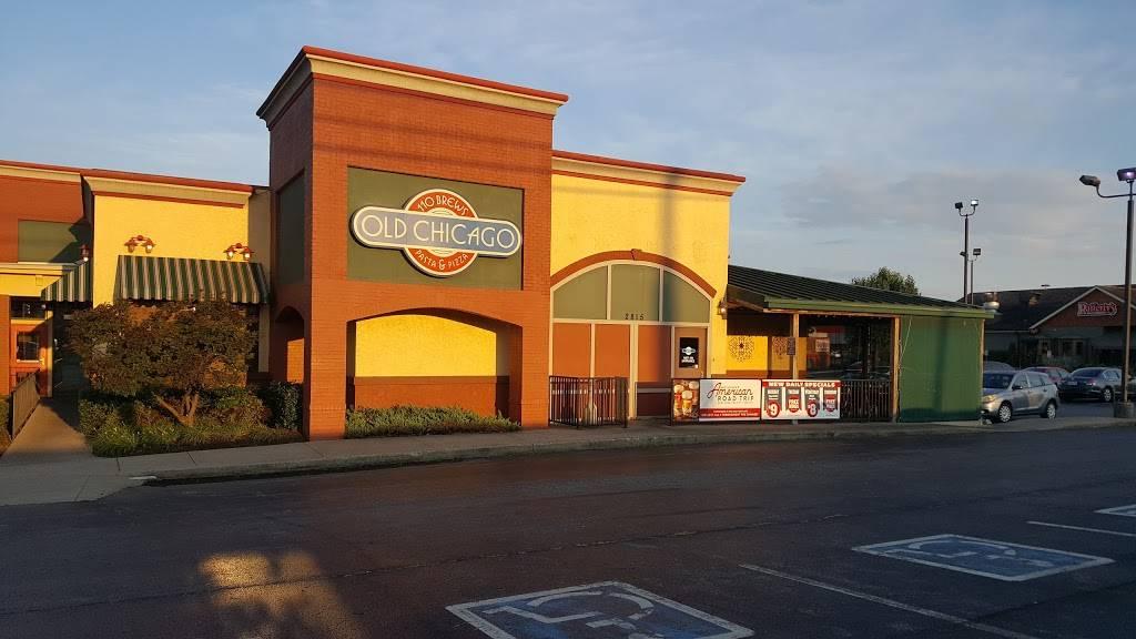 Old Chicago   restaurant   2815 Wilma Rudolph Blvd, Clarksville, TN 37040, USA   9312453300 OR +1 931-245-3300