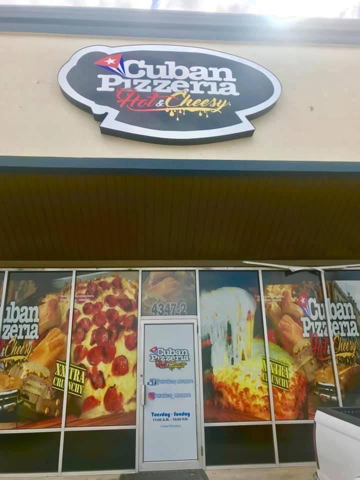 CUBAN PIZZERIA | restaurant | 4347-2 University Blvd N, Jacksonville, FL 32216, USA | 9045758731 OR +1 904-575-8731