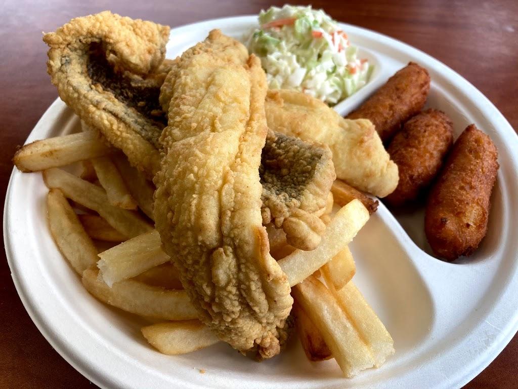Carolina Fish Fry Co.   restaurant   5705 Inman Rd, Greensboro, NC 27410, USA   3366174043 OR +1 336-617-4043