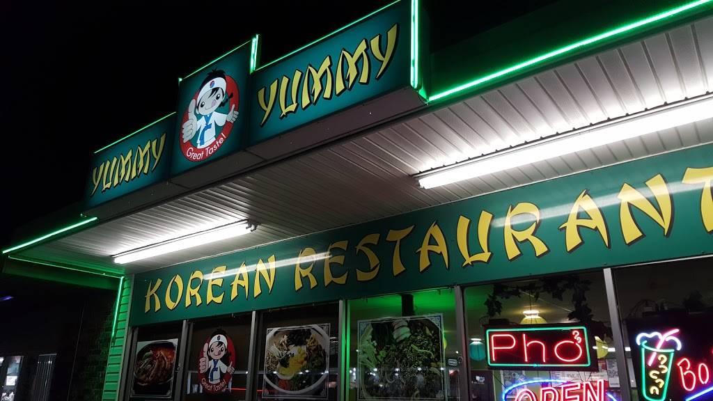 Yummy Yummy Korean Restaurant | restaurant | 6508 NW Cache Rd, Lawton, OK 73505, USA | 5805367773 OR +1 580-536-7773