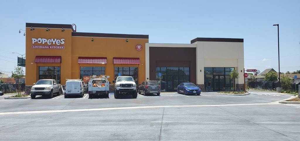 Popeyes Louisiana Kitchen | restaurant | 1495 N Wilmington Ave, Compton, CA 90222, USA