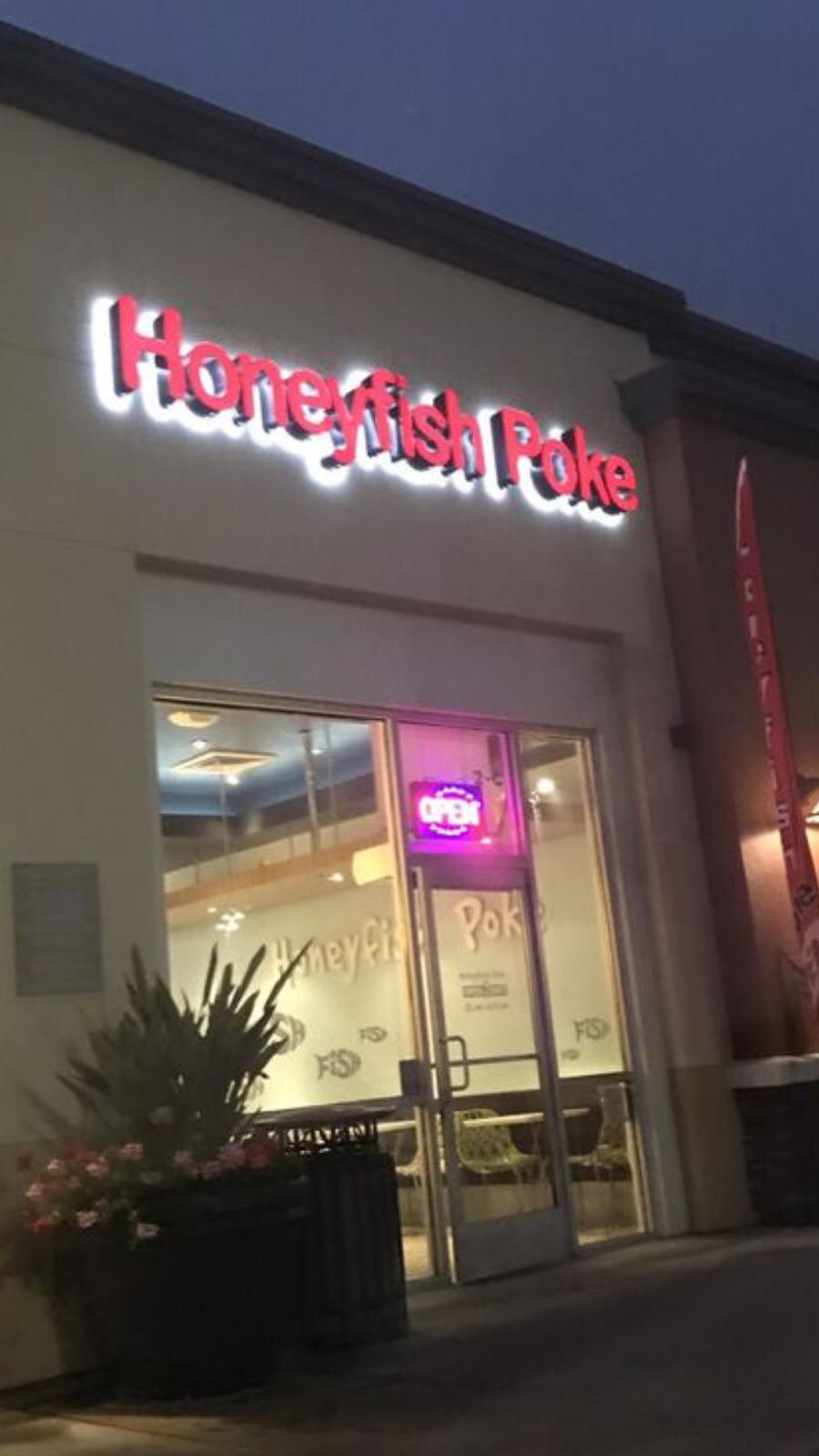 Honeyfish Poke | restaurant | 1040 W Imperial Hwy Suite 2C, La Habra, CA 90631, USA | 7146803602 OR +1 714-680-3602
