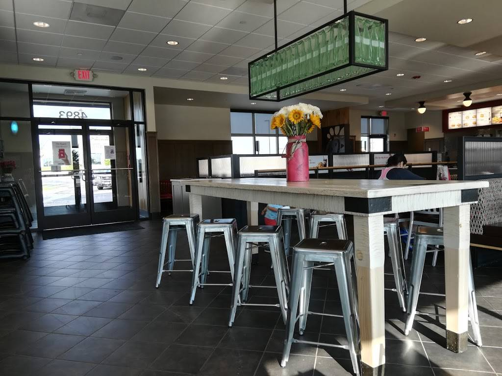 Chick-fil-A | restaurant | 4893 W Pauline Whitaker Pkwy, Rogers, AR 72758, USA | 4792544004 OR +1 479-254-4004