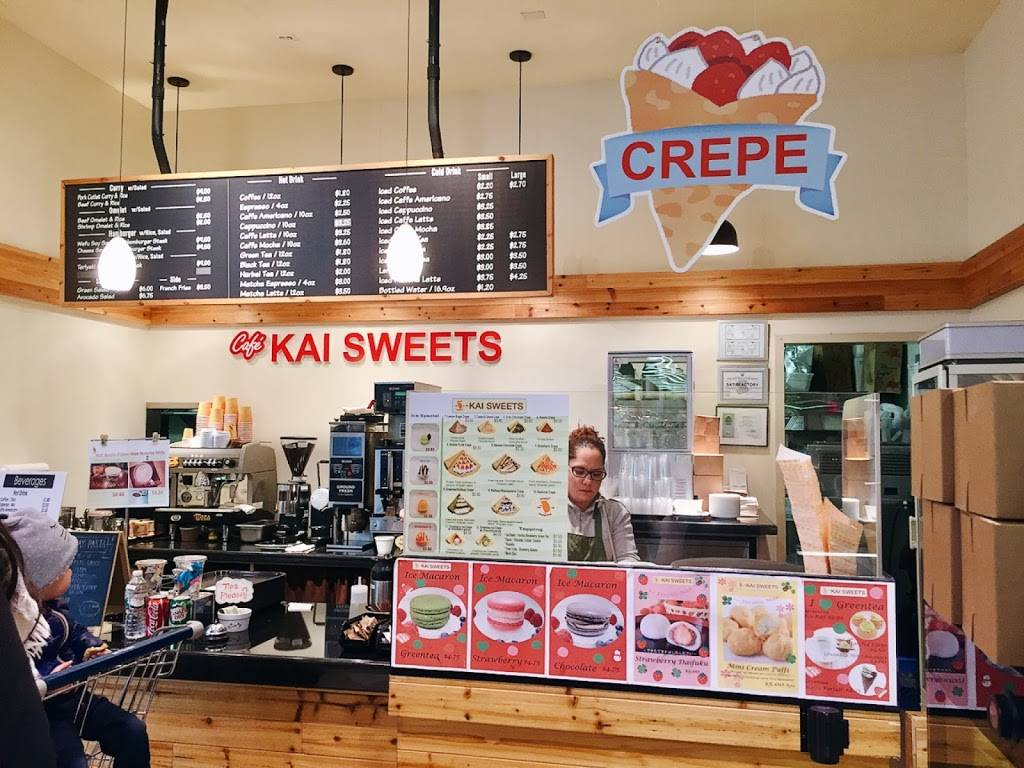 KAI Sweets | cafe | 595 River Rd, Edgewater, NJ 07020, USA | 2019419113 OR +1 201-941-9113