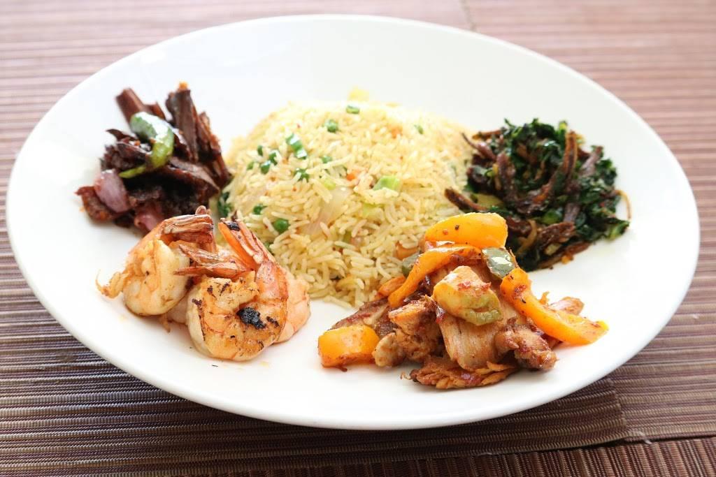 Rice N Spice   restaurant   2429, 1732 S Euclid St, Anaheim, CA 92802, USA   6572309275 OR +1 657-230-9275