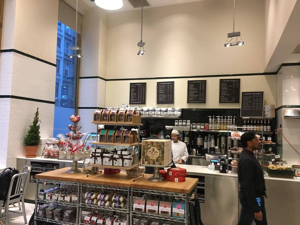 Dean & DeLuca | cafe | 156 W 56th St, New York, NY 10019, USA | 2125862970 OR +1 212-586-2970