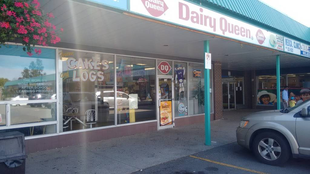 Dairy Queen | restaurant | 2425 Truscott Dr Unit 13a, Mississauga, ON L5J 2B4, Canada | 9058233439 OR +1 905-823-3439