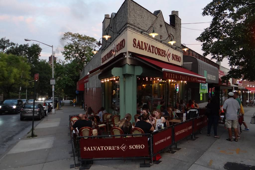 Salvatores | restaurant | 3738 Riverdale Ave, Bronx, NY 10463, USA | 7185487499 OR +1 718-548-7499