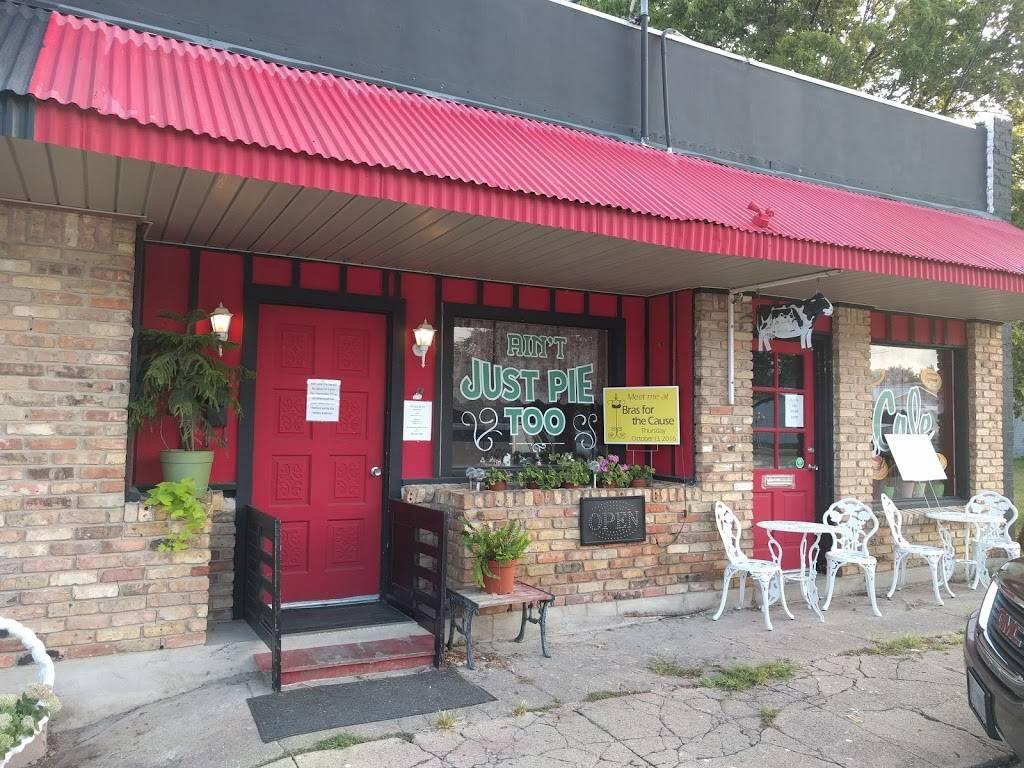 Aint Just Pie Too   restaurant   108 E Main St, Quinlan, TX 75474, USA   9033562233 OR +1 903-356-2233