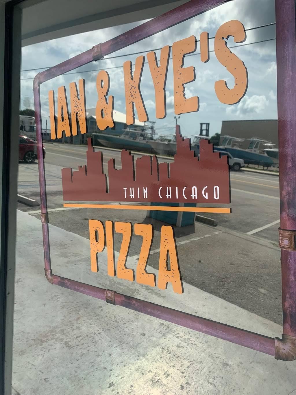 Ian & Kyes Pizza | restaurant | 3310 NE Indian River Dr, Jensen Beach, FL 34957, USA | 7723345074 OR +1 772-334-5074
