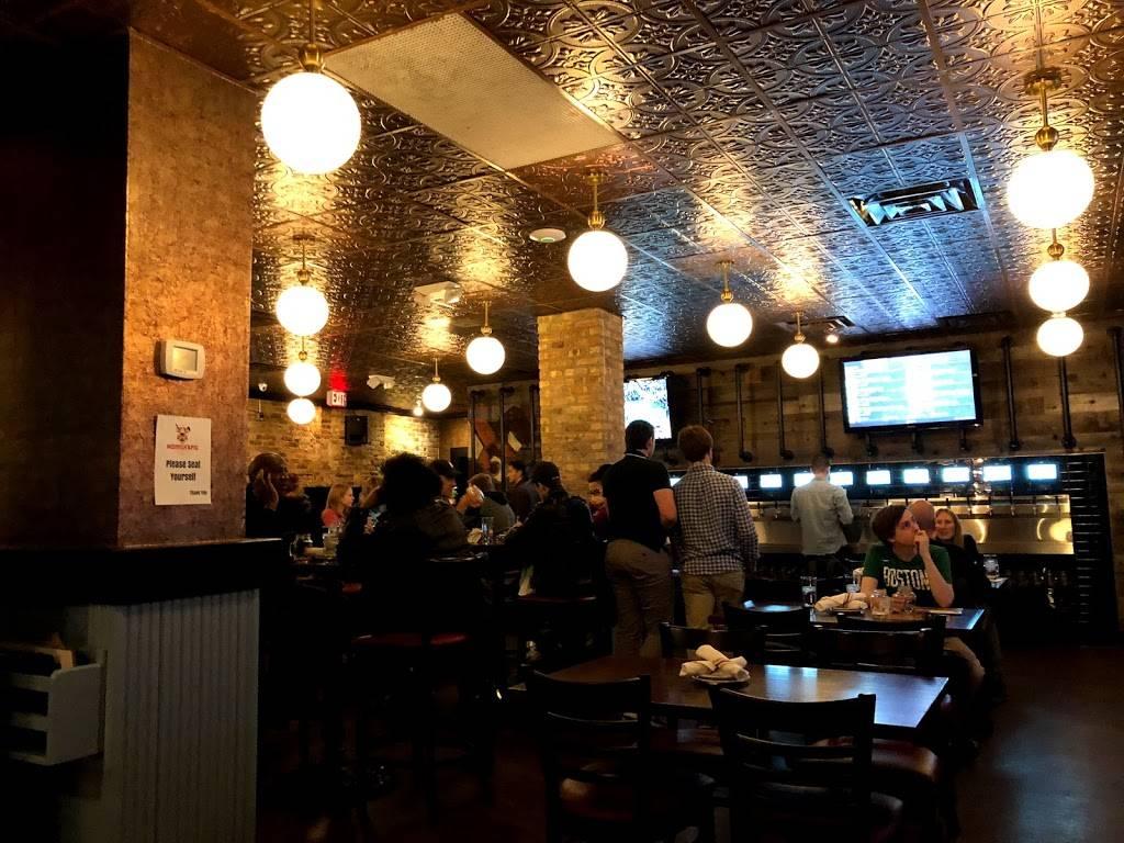 Midnight Pig Tap Room   restaurant   1557 Sherman Road, Evanston, IL 60201, USA   8474481368 OR +1 847-448-1368