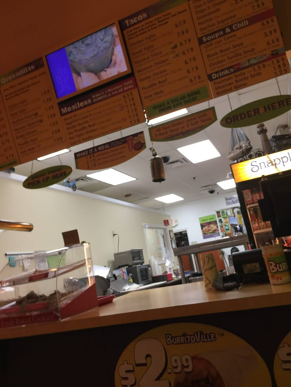 BurritoVille | restaurant | 424 Grand St, Jersey City, NJ 07304, USA | 2014341109 OR +1 201-434-1109